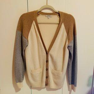 Madewell Sweater Size Medium
